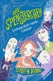 Die Spensterchen 1: Unheimlich nette Geister (eBook, ePUB)