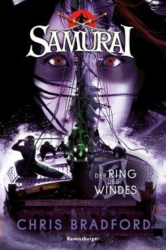 Der Ring des Windes / Samurai Bd.7 (eBook, ePUB) - Bradford, Chris