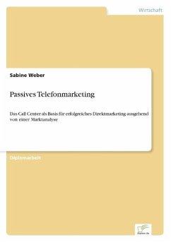 Passives Telefonmarketing