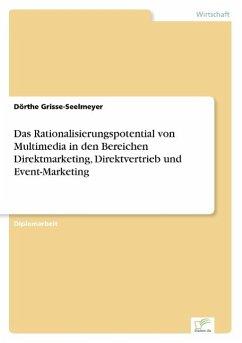 Das Rationalisierungspotential von Multimedia in den Bereichen Direktmarketing, Direktvertrieb und Event-Marketing