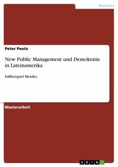 New Public Management und Demokratie in Lateinamerika