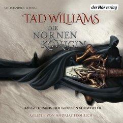 Die Nornenkönigin / Das Geheimnis der Großen Schwerter Bd.3 (MP3-Download) - Williams, Tad