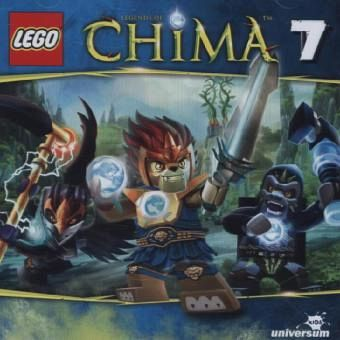 LEGO - Legends of Chima Bd. 7 1 Audio-CD