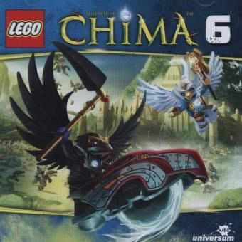 LEGO - Legends of Chima Bd. 6 1 Audio-CD