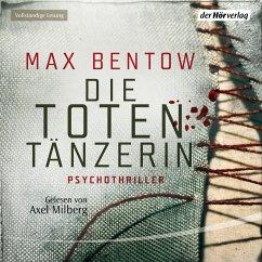 Die Totentänzerin / Nils Trojan Bd.3 (MP3-Download) - Bentow, Max