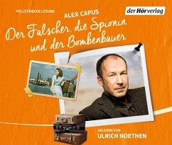 Der Fälscher, die Spionin und der Bombenbauer (MP3-Download) - Capus, Alex