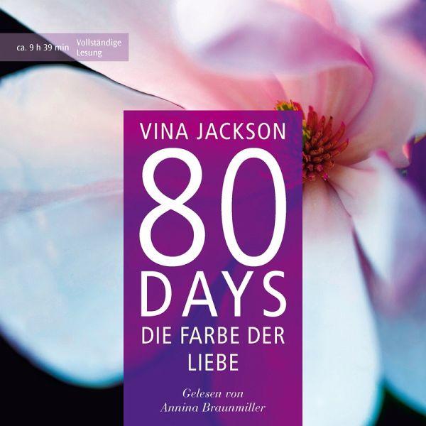 die farbe der liebe 80 days bd 6 mp3 download von vina jackson. Black Bedroom Furniture Sets. Home Design Ideas