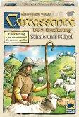 Carcassonne, Schafe und Hügel (9. Erweiterung)