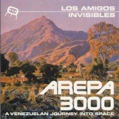 Arepa 3000 (A Venezuelan Journey Into Space)