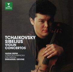 Violinkonzerte - Repin,Vadim/Krivine,Emmanuel/Lso