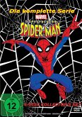 The Spectacular Spider-Man - Die komplette Serie DVD-Box