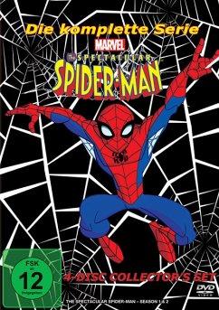 The Spectacular Spider-Man - Die komplette Serie DVD-Box