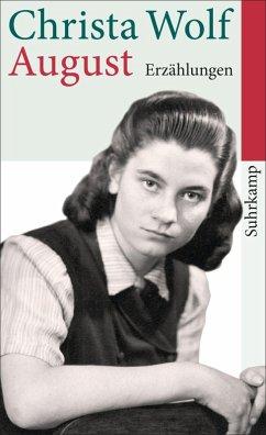 August und andere Erzählungen (eBook, ePUB) - Wolf, Christa