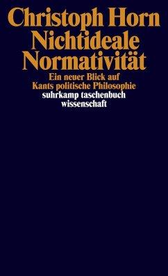 Nichtideale Normativität (eBook, ePUB) - Horn, Christoph