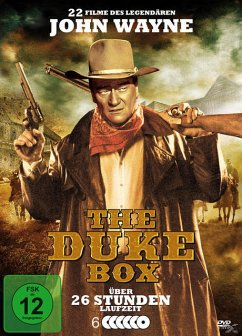 The Duke-Box - 22 Filme des legendären John Wayne DVD-Box - Wayne,John/Burns,Marion