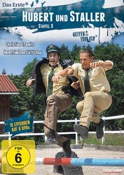 Hubert & Staller - Staffel 3 DVD-Box - Christian Tramitz/Helmfried Von Lüttichau
