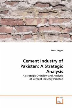pakistan cement industry analysis