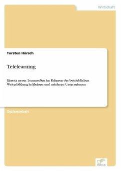 Telelearning - Hörsch, Torsten