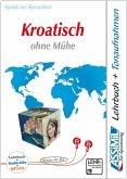 Lehrbuch + 3 Audio-CDs + 1 mp3-CD / Assimil Kroatisch ohne Mühe