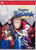 Sengoku Basara - Samurai Kings - Die komplette zweite Staffel Limited Collector's Edition