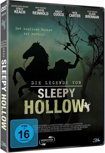 die legende von sleepy hollow auf dvd portofrei bei b. Black Bedroom Furniture Sets. Home Design Ideas