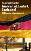 Friedensstaat, Leseland, Sportnation? (eBook, ePUB)