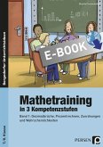 Mathetraining in 3 Kompetenzstufen - 7./8. Klasse (eBook, PDF)