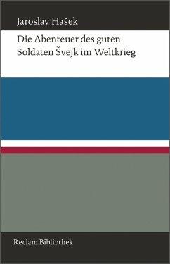 Die Abenteuer des guten Soldaten svejk im Weltkrieg (eBook, ePUB) - Hasek, Jaroslav