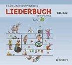 Lehrer-CD-Box, 6 Audio-CDs / Liederbuch Grundschule