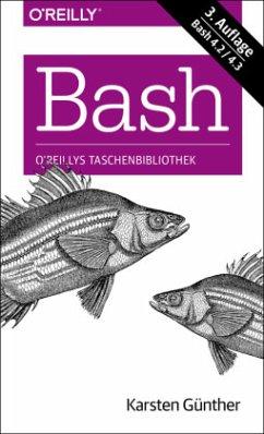 Bash - kurz & gut - Günther, Karsten