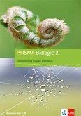 Prisma Biologie. Arbeitsbuch 2. 8.-9. Schuljahr. Rheinland-Pfalz - Differenzierende Ausgabe