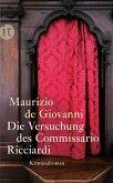 Die Versuchung des Commissario Ricciardi / Commissario Ricciardi Bd.6 (eBook, ePUB)