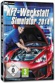 Kfz-Werkstatt Simulator 2014 (PC)