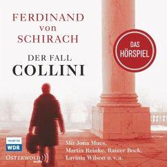 Der Fall Collini (MP3-Download) - von Schirach, Ferdinand