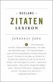 Reclams Zitaten-Lexikon (eBook, ePUB)