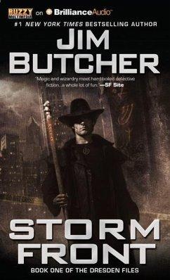 Storm Front - Butcher, Jim