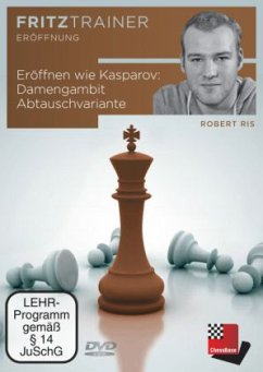 Eröffnen wie Kasparov: Damengambit Abtauschvariante, DVD-ROM
