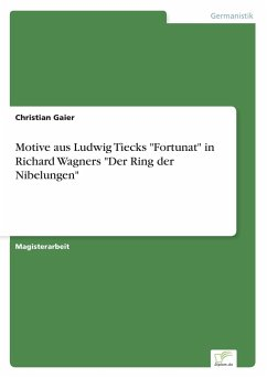 Motive aus Ludwig Tiecks