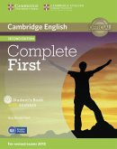Complete First - Second Edition. Student's Book with answers with CD-ROM
