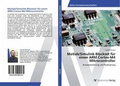 Matlab/Simulink-Blockset für einen ARM Cortex-M...