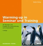 Warming-up in Seminar und Training (eBook, PDF)