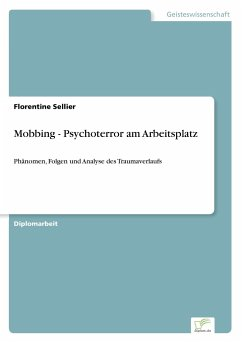 Mobbing - Psychoterror am Arbeitsplatz