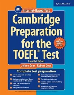 Cambridge Preparation for the TOEFL Test. Fourt...