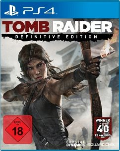 Tomb Raider (PlayStation 4)