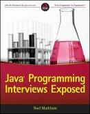 Java Programming Interviews Exposed (eBook, ePUB)