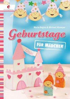 Geburtstage für Mädchen (Mängelexemplar)