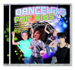 Dancehits For Kids, 1 Audio-CD. Vol.4