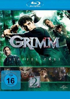 Grimm - Staffel 2 BLU-RAY Box - David Giuntoli,Silas Weir Mitchell,Bitsie...