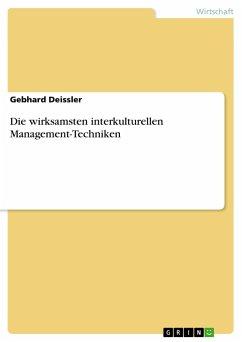 Die wirksamsten interkulturellen Management-Techniken
