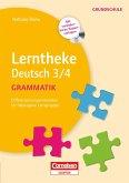 Lerntheke Grundschule Deutsch: Grammatik 3/4